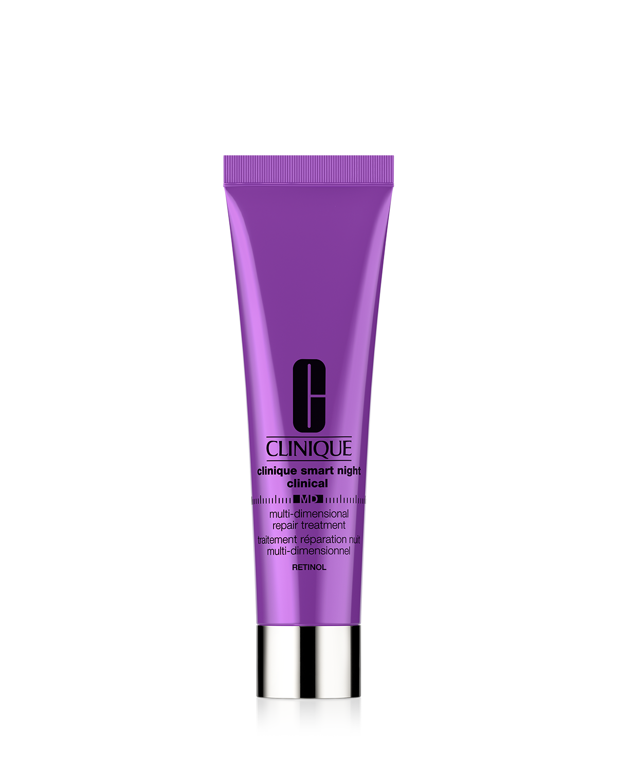 Clinique Smart Night™ Clinical MD Multi-Dimensional Repair Treatment Retinol Éjjeli Hidratáló