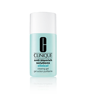 Anti-Blemish Solutions Clinical Clearing Gel <BR> Helyi pattanáskezelő gél