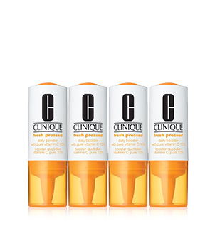 Clinique Fresh Pressed™ Daily Booster with Pure Vitamin C 10pct <BR> Fiatalító C-vitamin koncentrátum